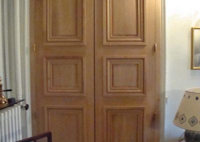 Création de porte d'intérieur par Les Sens du Menuisier